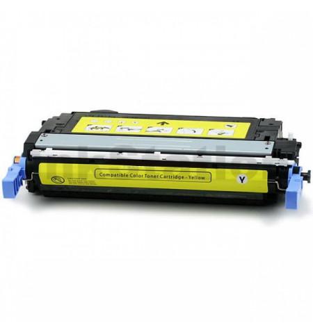 Toner HP 642A Compatível (CB402A) Amarelo