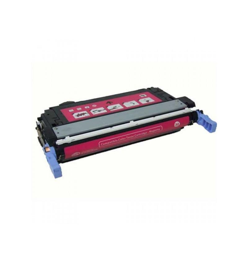 Toner 642A HP Compatível (CB403A) Magenta