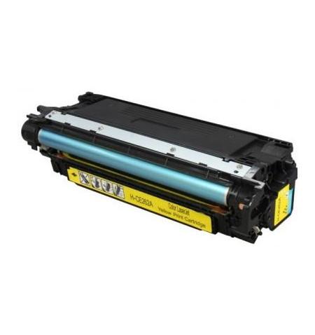 Toner HP 648A Compatível Amarelo CE262A