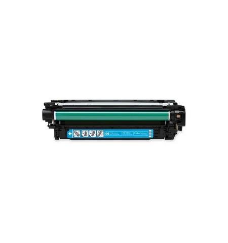 Toner HP 504A Compatível CE251A Azul