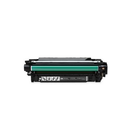 Toner HP 504X Compatível CE250X Preto