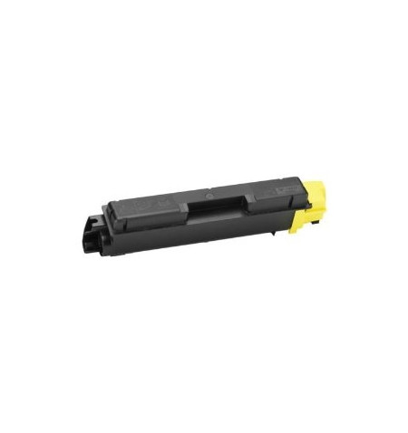 Toner Compatível Kyocera TK-580 amarelo