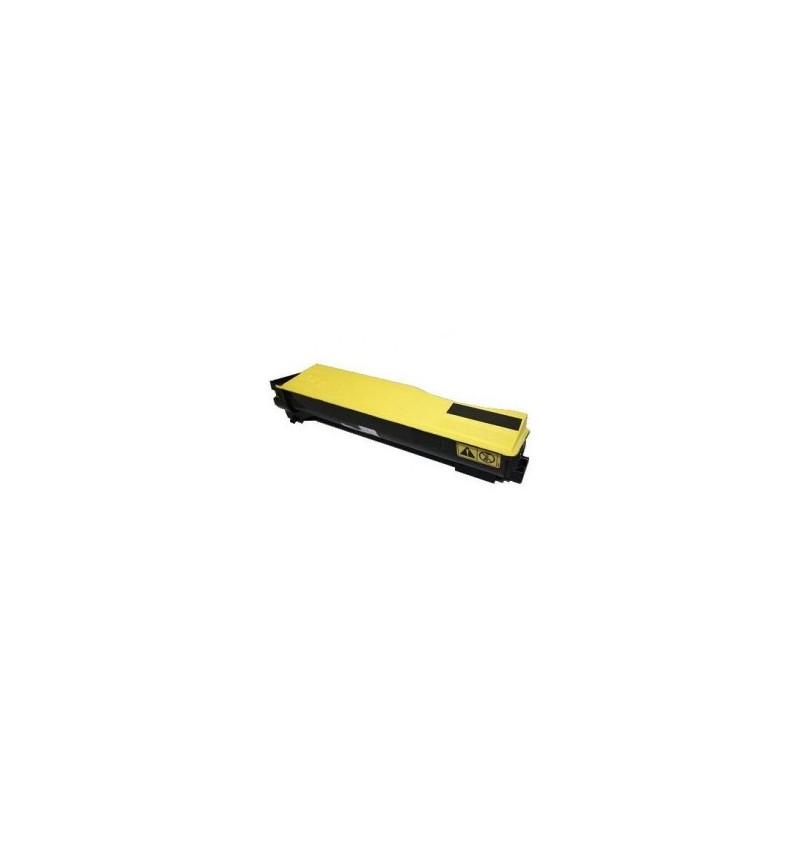 Toner Kyocera Compatível TK-540Y amarelo