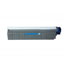 Toner Compatível OKI C860 Azul (44059211)
