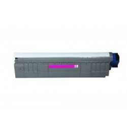 Toner Compatível OKI C860 Magenta (44056210)