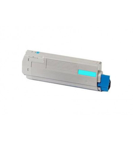 Toner OKI Compatível C301 / C321 azul (44973535)