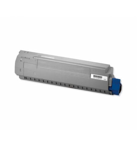 Toner OKI Compatível C830 / C810 azul