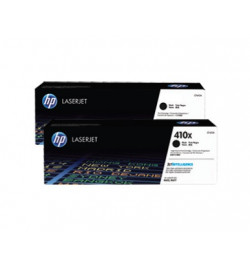 HP 410X High Yield Black Original LaserJet Toner Cartridge (CF410X)