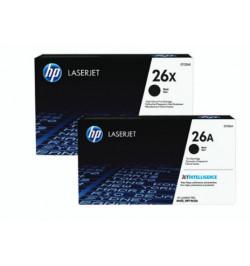 HP 26A Black Original LaserJet Toner Cartridge (CF226A)