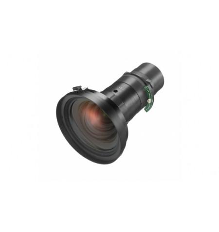 Objetiva Sony curto alcance: racio de projecçăo FHZ65, FHZ60, FH65 and FH60. - VPLL-Z3009