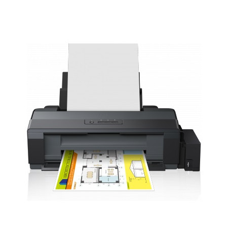 ECOTank ET-14000 - Impressora EcoTank A3+, 360 Injectores preto, 59 Injectores por cor, Cabeça de Im