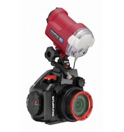 Olympus UFL-3 Flash Subaquático (compativel com todos os modelos com conector de fibra óptica) - V6320120E000