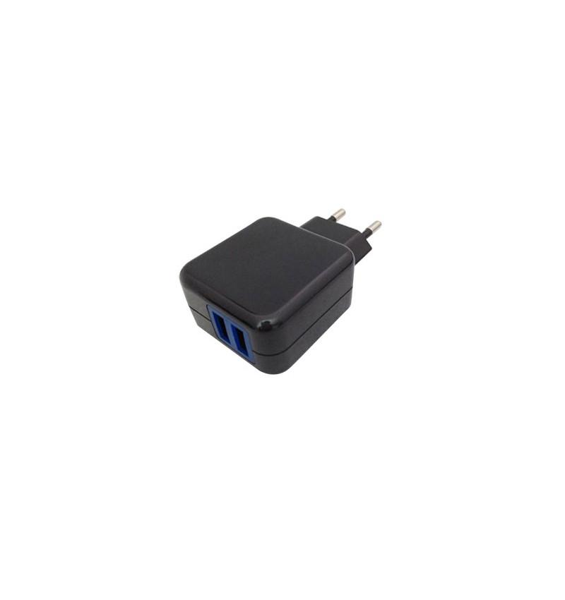 Carregador para Tablet/Smartphone 5V 2A/1A Duplo