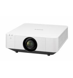 VPL-FH60 - Projector de Instalaçăo, 5000lm, WUXGA, RGB, DVI,HDMI, HDBaseT, LAN, RS232, Video, 1.39-