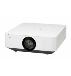 VPL-FH65 - Projector de Instalaçăo, 6000lm, WUXGA, RGB, DVI,HDMI, HDBaseT, LAN, RS232, Video, 1.39-