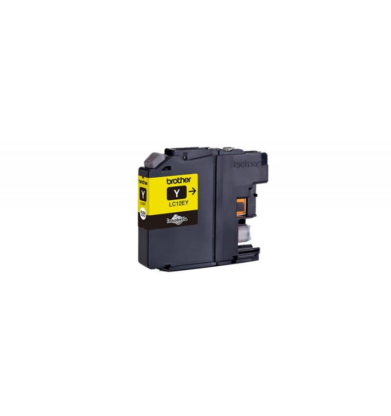 Cartucho tinta amarelo grande capacidade, 1.200 págs., para: MFCJ6925DW