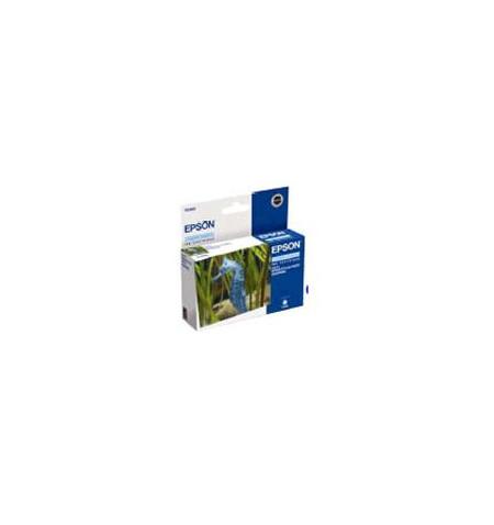 Tinteiro Original Epson  Stylus Photo R300/R500  Azul Claro (C13T04854020)