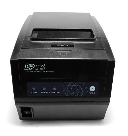 Birch Impressora Térmica Talões e Cód. Barras - BP-T3BH