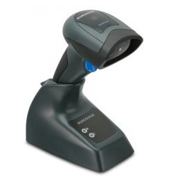 Scanner Datalogic Imager QM2430, 433MHZ, 2D, Wireless, C/ Carregador. USB , Preto