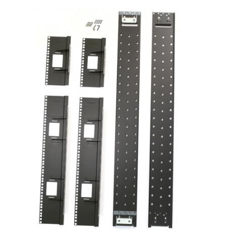 APC NetShelter SX 48U 750mm Wide Recessed Rail Kit - AR7578