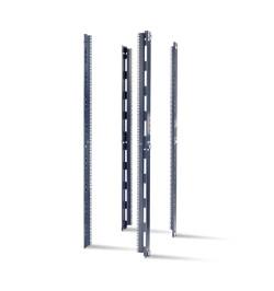 "NetShelter SX 42U, 23"" EIA Mounting Rails, Square Holes Qty. (4)"