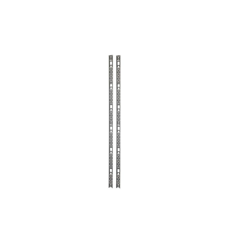 Narrow Vertical Cable Organizer, NetShelter SX, 42U