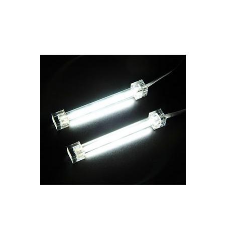 Revoltec Neon Kit 10cm Double White