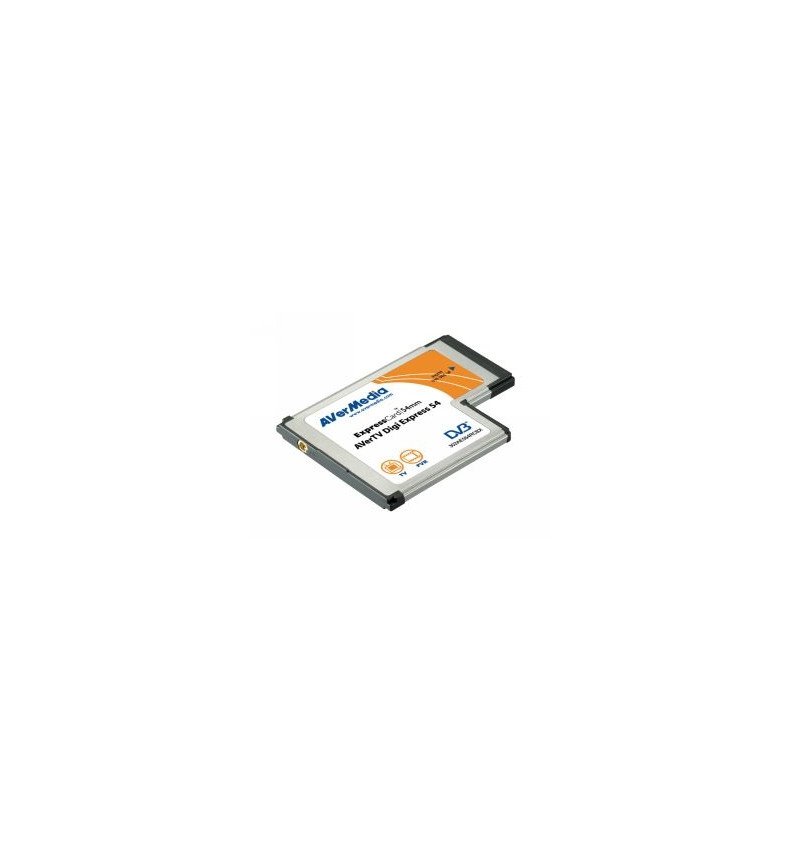 AVERTV DIGIEXPRESS 54 EXPRESSCARD DVBT
