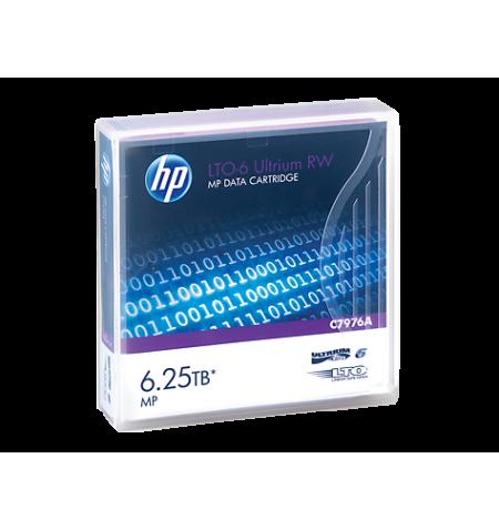 HP LTO-6 ULTRIUM 6.25TB RW - C7976A