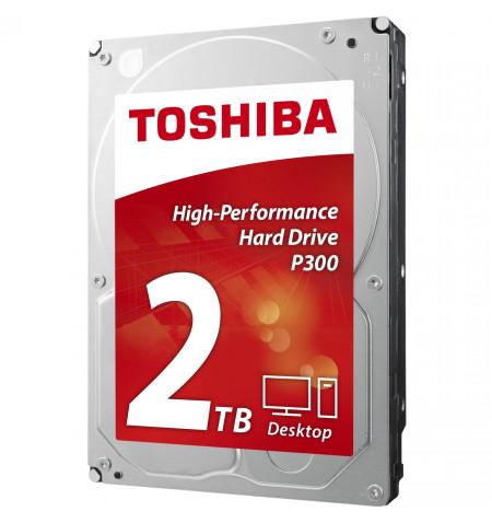 "Disco Interno Toshiba 3.5"" 2TB P300 Bulk"