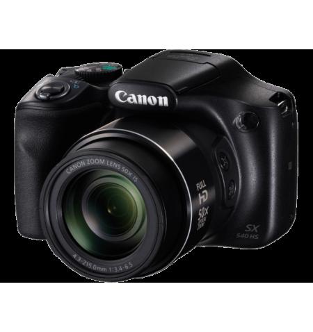 Máquina Fotográfica Canon SX540 HS Preta - 1067C002AA