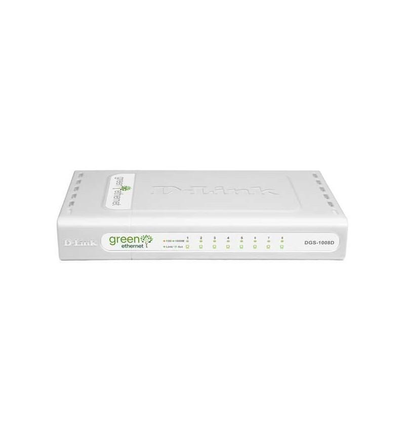 Switch DGS-1008D