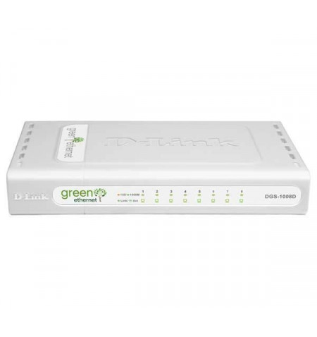 Switch D-Link DGS-1008D