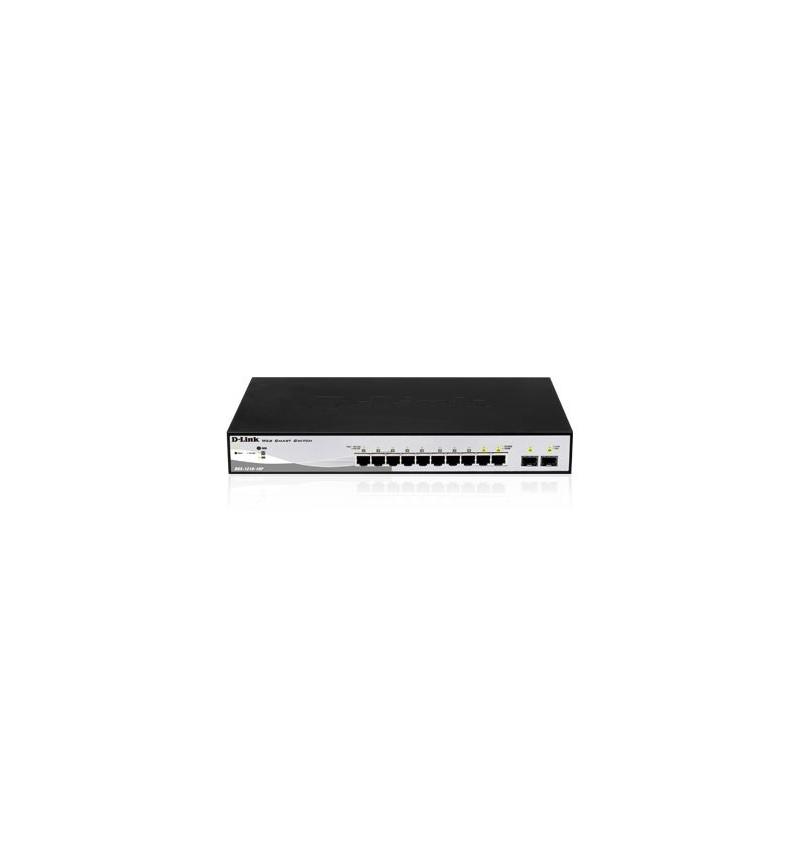 Switch DGS-1210-10P