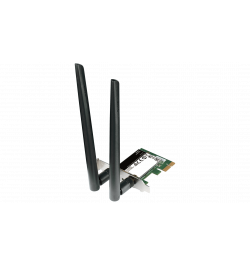 D-Link Wireless AC1200 DualBand PCIe Adapter - DWA-582