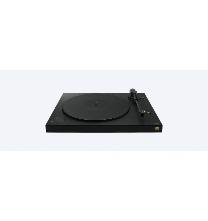PS-HX500 - Gira-discos com capacidade para converter áudio de alta resoluçăo