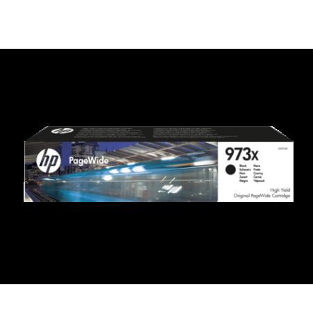 Toner Original HP 973X High Yield Preto - L0S07AE
