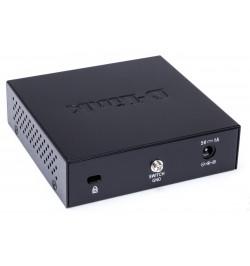 Switch D-Link DGS-105 - Levante já em loja