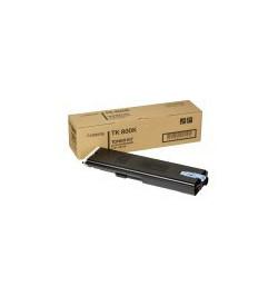 Kyocera TK 800K - Preto - kit de toner - para FS-C8008DN, C8008DTN, C8008N, C8008NH, C8008NP, C8008NPD, C8008NPDF