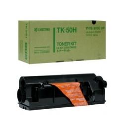 Kyocera TK 50H - Preto - original - cartucho de toner - para FS-1900, 1900D, 1900DN, 1900N