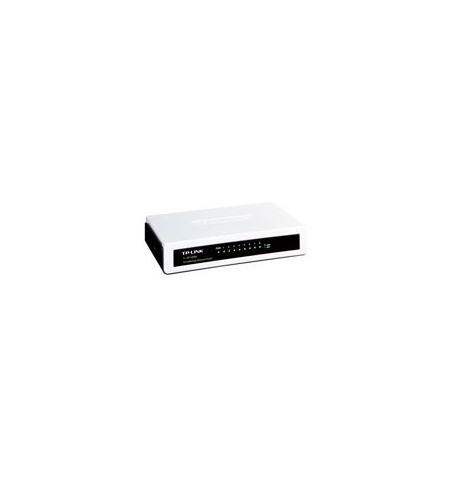 Switch TP-Link - 8 Portas - 10/100Mbps - TL-SF1008D