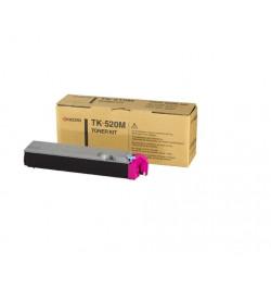 Kyocera TK 520M - Magenta - original - cartucho de toner - para FS-C5015N