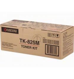 Kyocera TK 825M - Magenta - kit de toner - para KM 4035, C2520, C2525, C3225, C3232, C4035, C4535