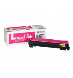 Kyocera TK 560M - Magenta - original - cartucho de toner - para ECOSYS P6030cdn, P6030cdn/KL3, FS-C5300DN