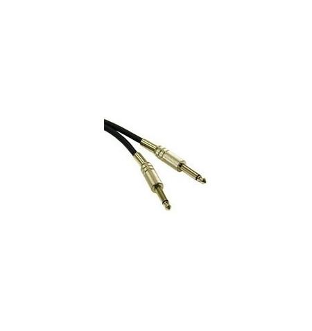 Cabo Áudio C2G Pro-Audio Stereo Jack (M) / Stereo Jack (M) 3m