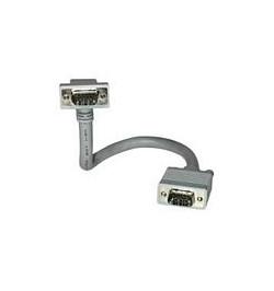 C2G Premium SXGA 90° Down Angled - Cabo VGA - HD-15 (M) - HD-15 (M) - 15 m - conector a 90 grau