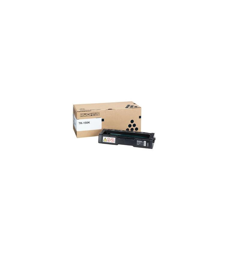 Kyocera TK 150K - Preto - original - cartucho de toner - para Kyocera FS-C1020MFP, FS-C1020MFP/KL3, FS-C1020MFP+, FS-C1020MFP+/K