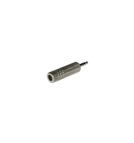 Adaptador Áudio C2G Stereo Mini Jack (M) / Mono Jack (F)