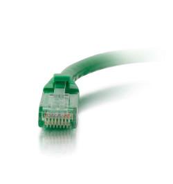 C2G Cat6 Booted Unshielded (UTP) Network Patch Cable - Cabo patch - RJ-45 (M) - RJ-45 (M) - 5 m - PTNB - CAT 6 - moldado, trança