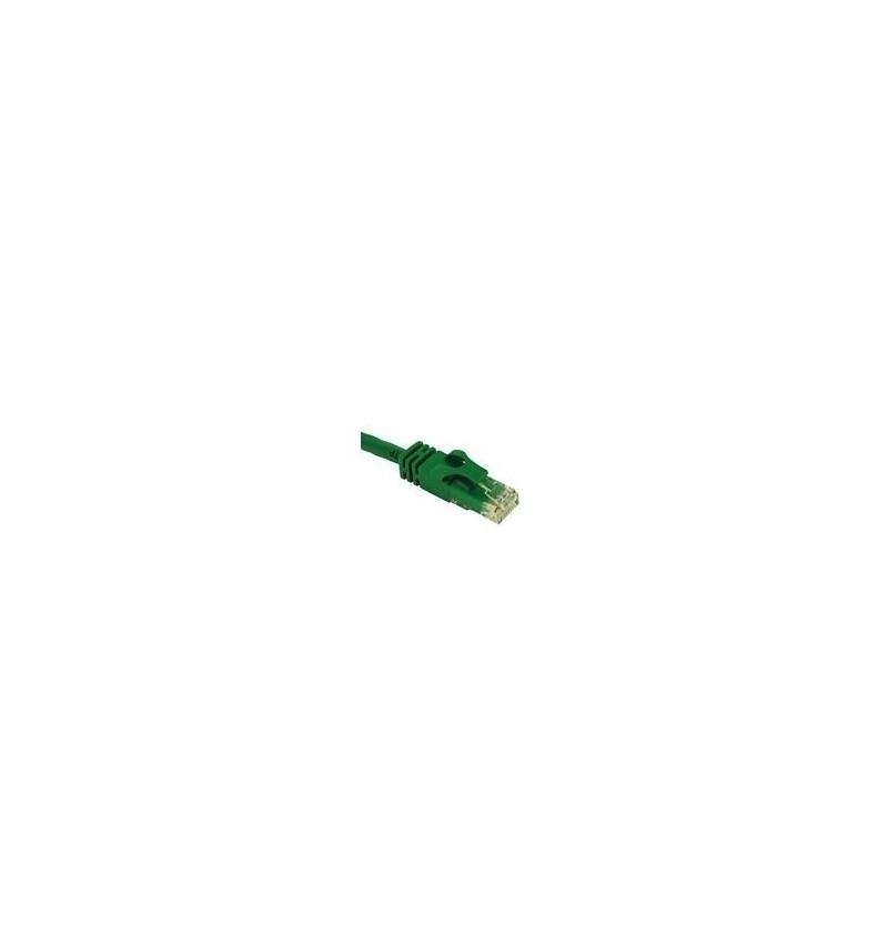 C2G Cat6 Booted Unshielded (UTP) Network Patch Cable - Cabo patch - RJ-45 (M) - RJ-45 (M) - 7 m - PTNB - CAT 6 - moldado, trança